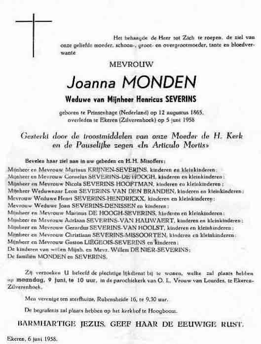 Monden-Joanna-Rouwadvertentie