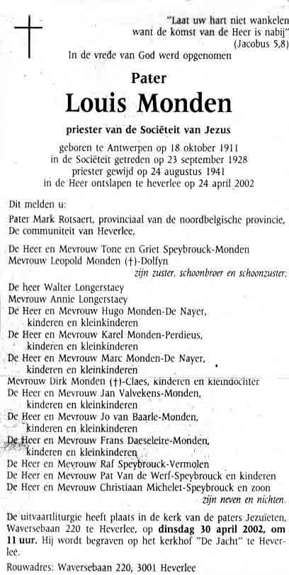 Monden-Louis-Pater-Rouwadvertentie
