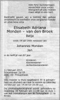 Monden-van-den-Broek-Elisabeth-Adriana-Rouwadvertentie