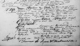 Apon-Godefridus-Geboorteakte-30-06-1834-Rotterdam