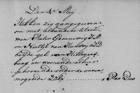 Groeneweg-Pieter-en-Hanswijk-Neeltje-van-Huwelijk-26-05-1776-Hillegersberg