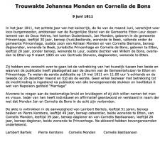 Monden-Johannes-en-Bons-Cornelia-de-Huwelijk-09-06-1811-Tekst