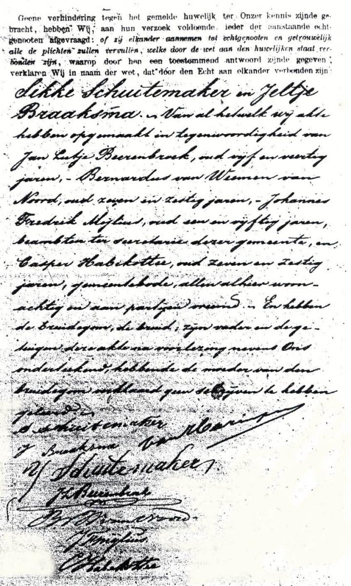 Schuitemaker-Sikke-en-Braaksma-Jetlje-D.-Huwelijksakte-b-25-11-1893
