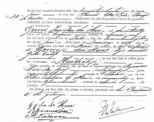 Ham-Hendrikje-vd-geb.-27-06-1903