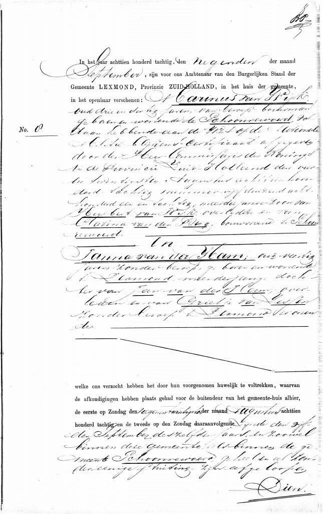 Ham-Janna-vd-en-Marinus-van-Wijk-Huwelijk-09-09-1880
