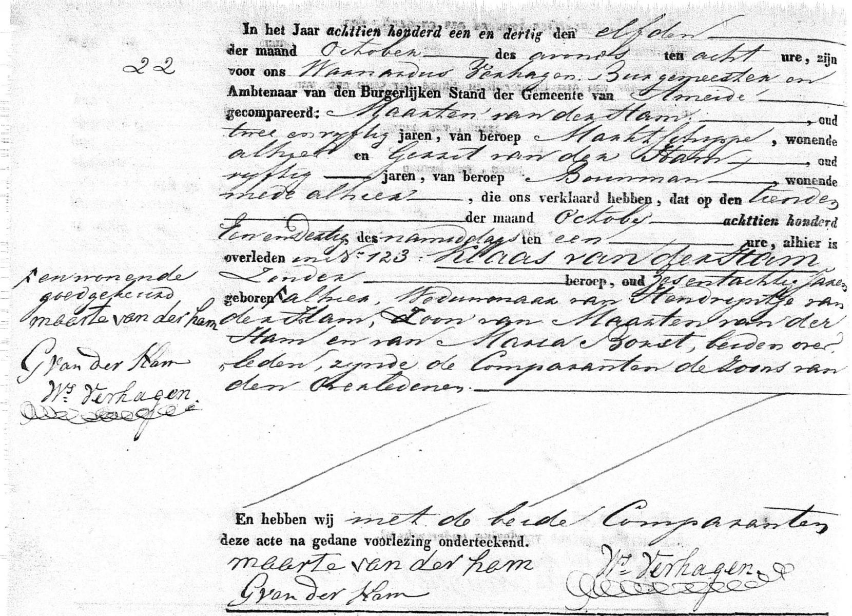 Ham-Klaas-Mz-van-der-overl.-10-10-1831