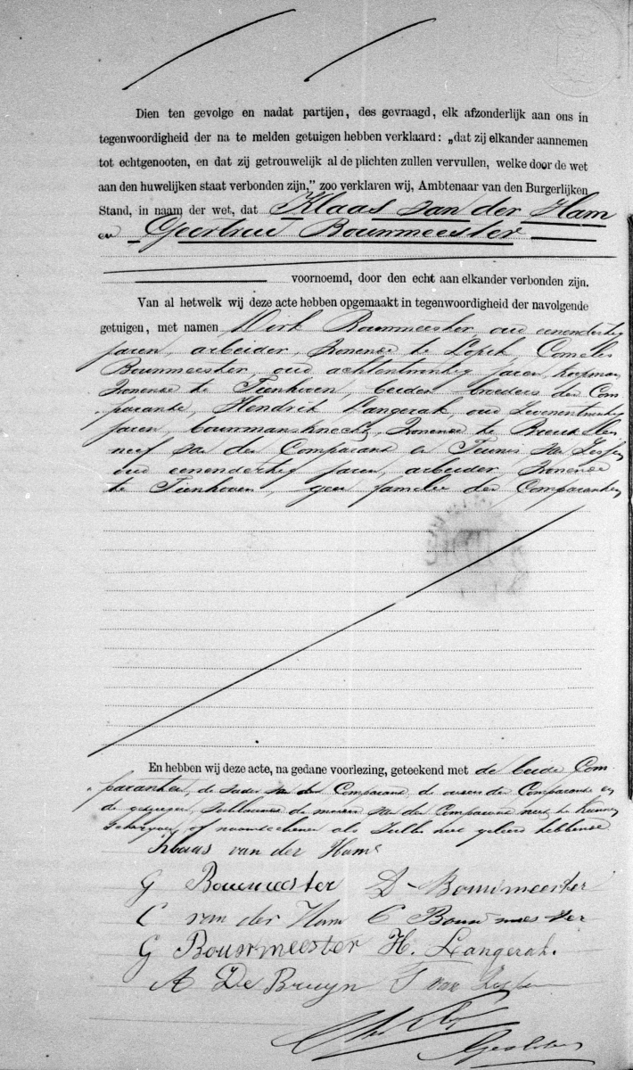 Ham-Klaas-v.d.-en-Bouwmeester-Geertrui-Huwelijksakte-14-12-1894b