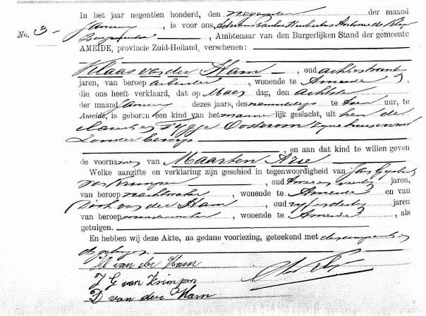 Ham-Maarten-Arie-vd-geb.-08-01-1900