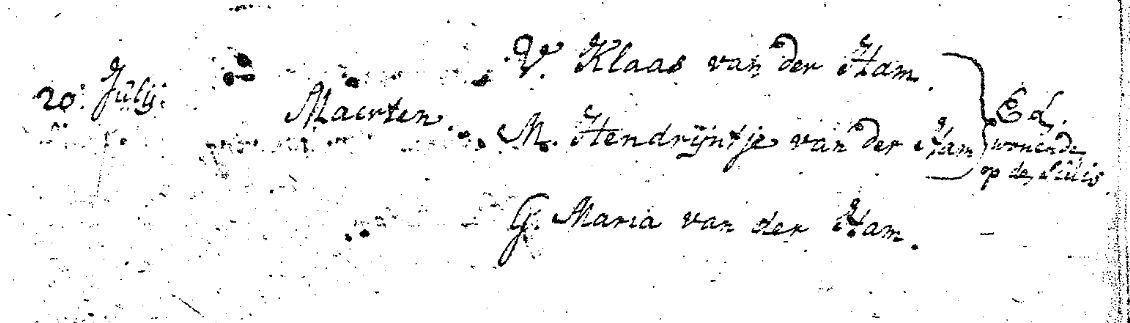 Ham-Maarten-van-der-Geboren-20-07-1777