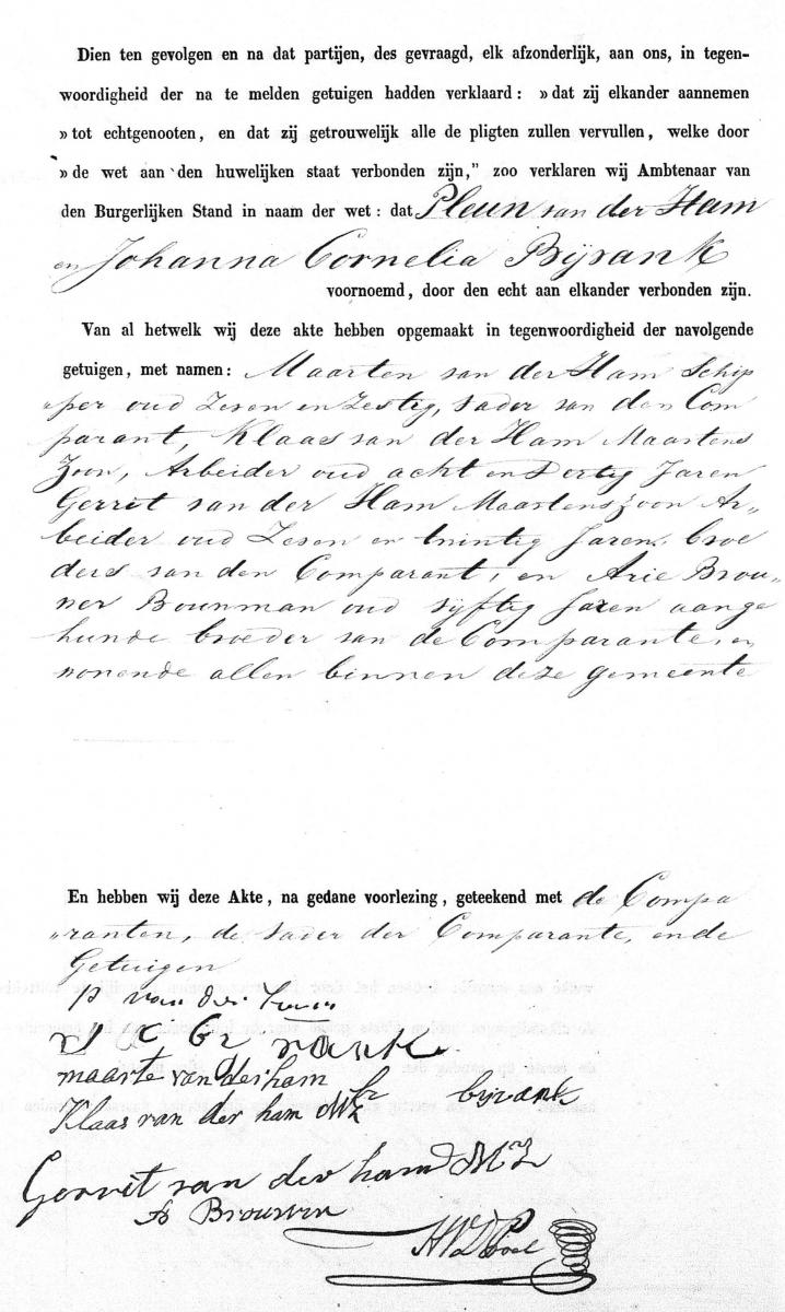 Ham-Pleun-v.d.-en-Bijvank-J.-Huwelijksakte-22-05-1846-b