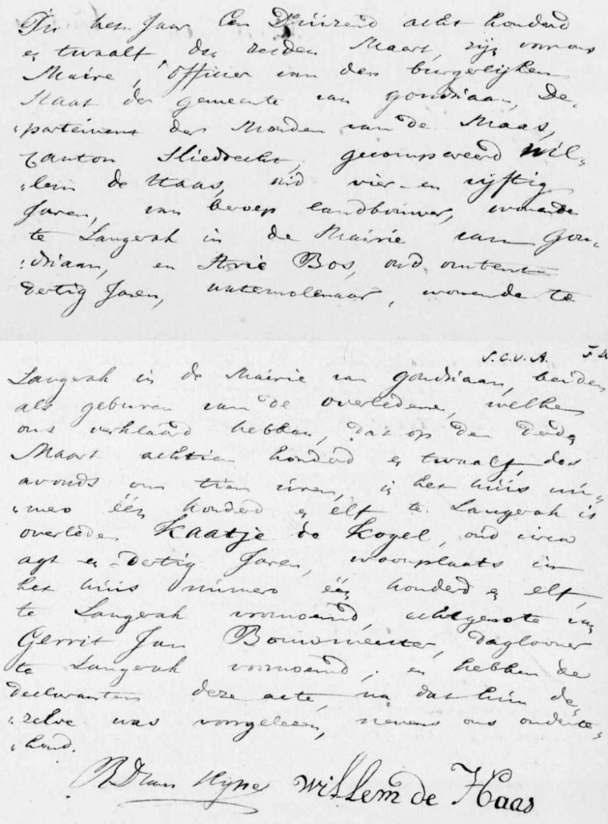 Kogel-Catharina-Kaatje-de-Overlijden-03-03-1812-Goudriaan
