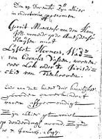 Ham-Gerrit-Meertens-en-Hermens-Lijsbet-Huwelijk-16-01-1697