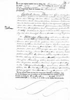 Ham-Gijsbert-vd-en-Willempje-Houweling-Huwelijk-07-06-1832