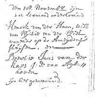 Ham-Hendrik-van-der-en-Kars-Beertje-Jans-van-der-Ondertrouw-18-11-1713