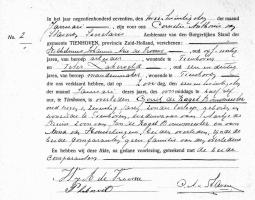 Kogel-Bouwmeester-Gerrit-de-Overlijdensakte-21-01-1917-Tienhoven