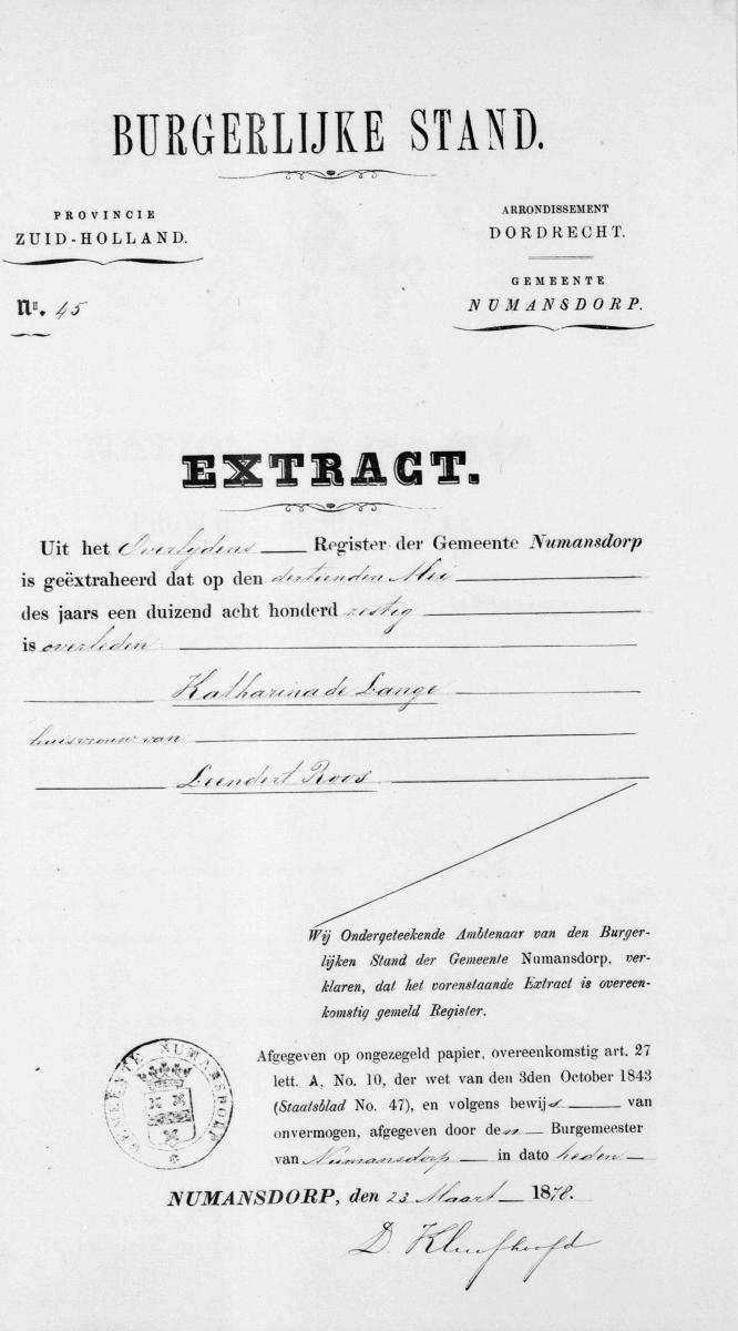 Vos-Nicolaas-en-Roos-Lijntje-Huwelijksbijlage-12-04-1878-Overlijden-K.-Lange
