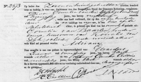 Dijk-Adriana-van-Geboorteakte-25-05-1882-Rotterdam