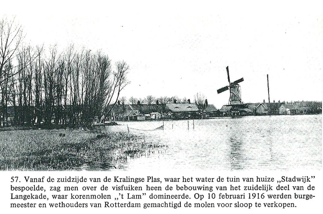 Kralingen-Langekade
