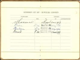 Groeneweg-Cornelis-en-Kooij-Geertrui-Trouwboekje-b