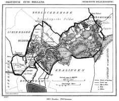 Kaart-Hillegersberg-1867