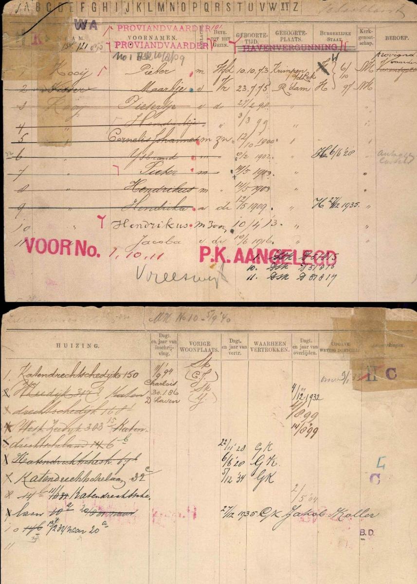 Kooij-Pieter-geb.-10-10-1873