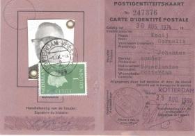 Kooij-Cornelis-Johannes-ID-Bewijs