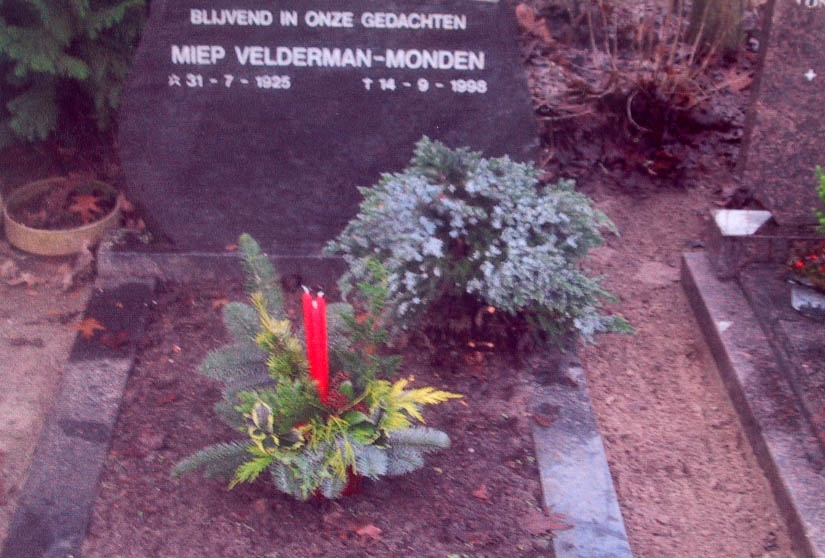 Velderman-Monden-Miep-Grafsteen