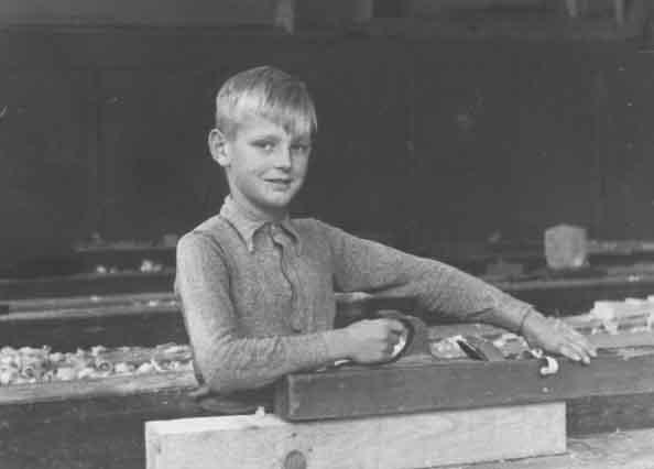 Groeneweg-Cornelis-1942-Ambachtsschool-Hillevliet-Rotterdam