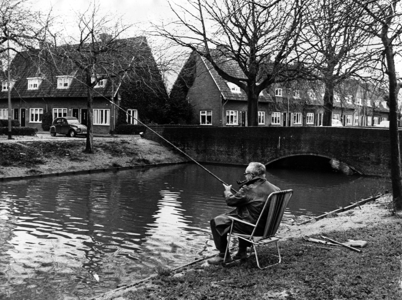 Groeneweg-Cornelis-Lange-Geer-Rotterdam-1972