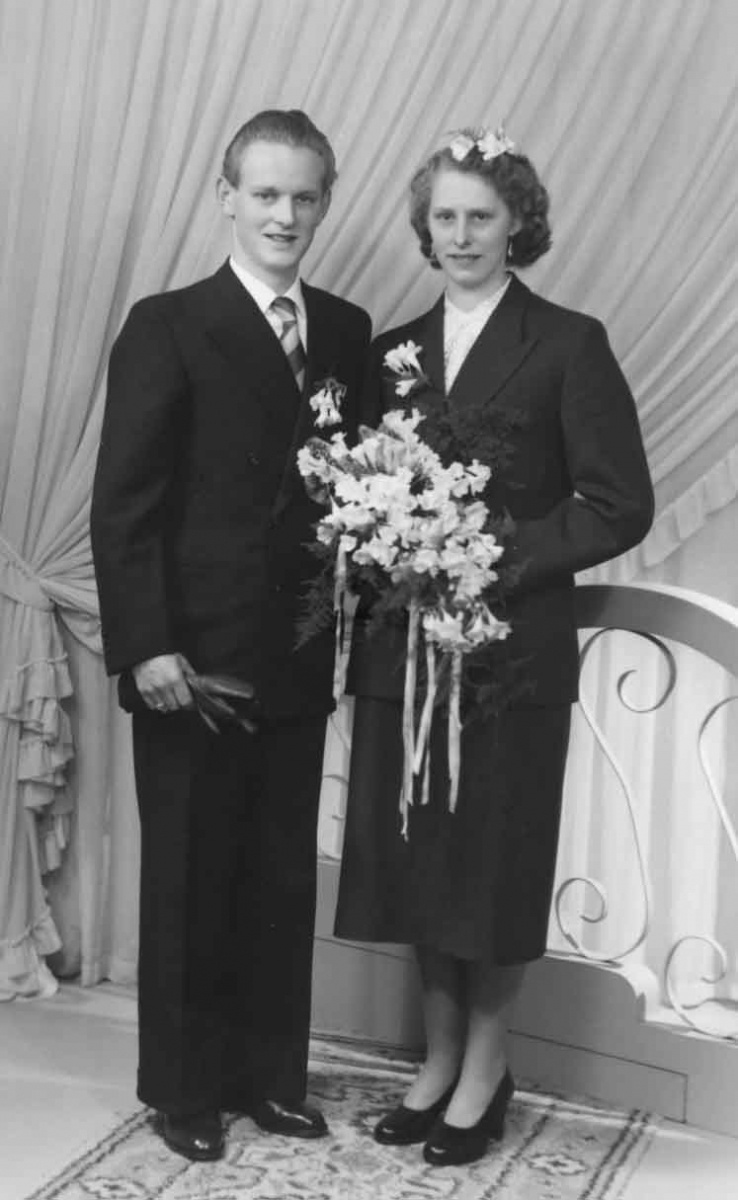 Groeneweg-Cornelis-en-Kooij-Geertruida-Huwelijk-17-02-1954