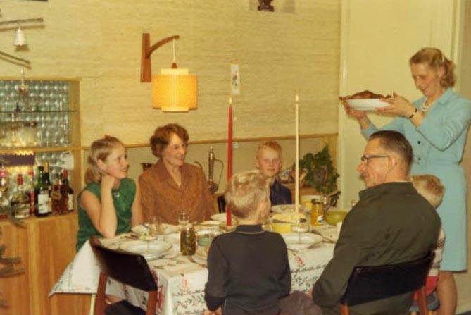 Groeneweg-Gre-Marianne-Peter-en-WalterRonald-Kerstmis-1969