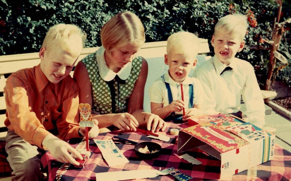 Groeneweg-Marianne-Peter-Walter-Ronald-1970