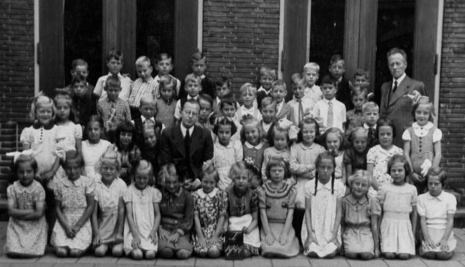 Groeneweg-Sjaak-Vreewijkschool-1944