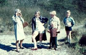 Groeneweg-Marianne-Peter-Walter-Ronald-1972