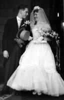 Groeneweg-Sjaak-en-Hagestein-Sjanie-Huwelijk-20-08-1960-5