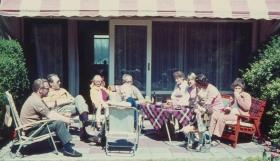 Groeneweg-familie-1972-Oldegaarde-Rotterdam