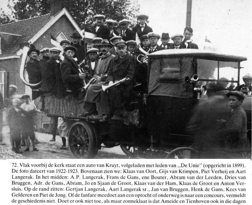 Ameide-Muziekvereniging-De-Unie-1922-1923