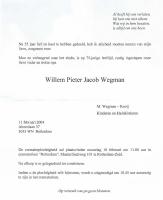 Wegman-Willem-P.J.-Overlijden-11-02-2004-Rotterdam