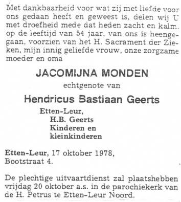Monden-Jacomijna-Rouwkaart-