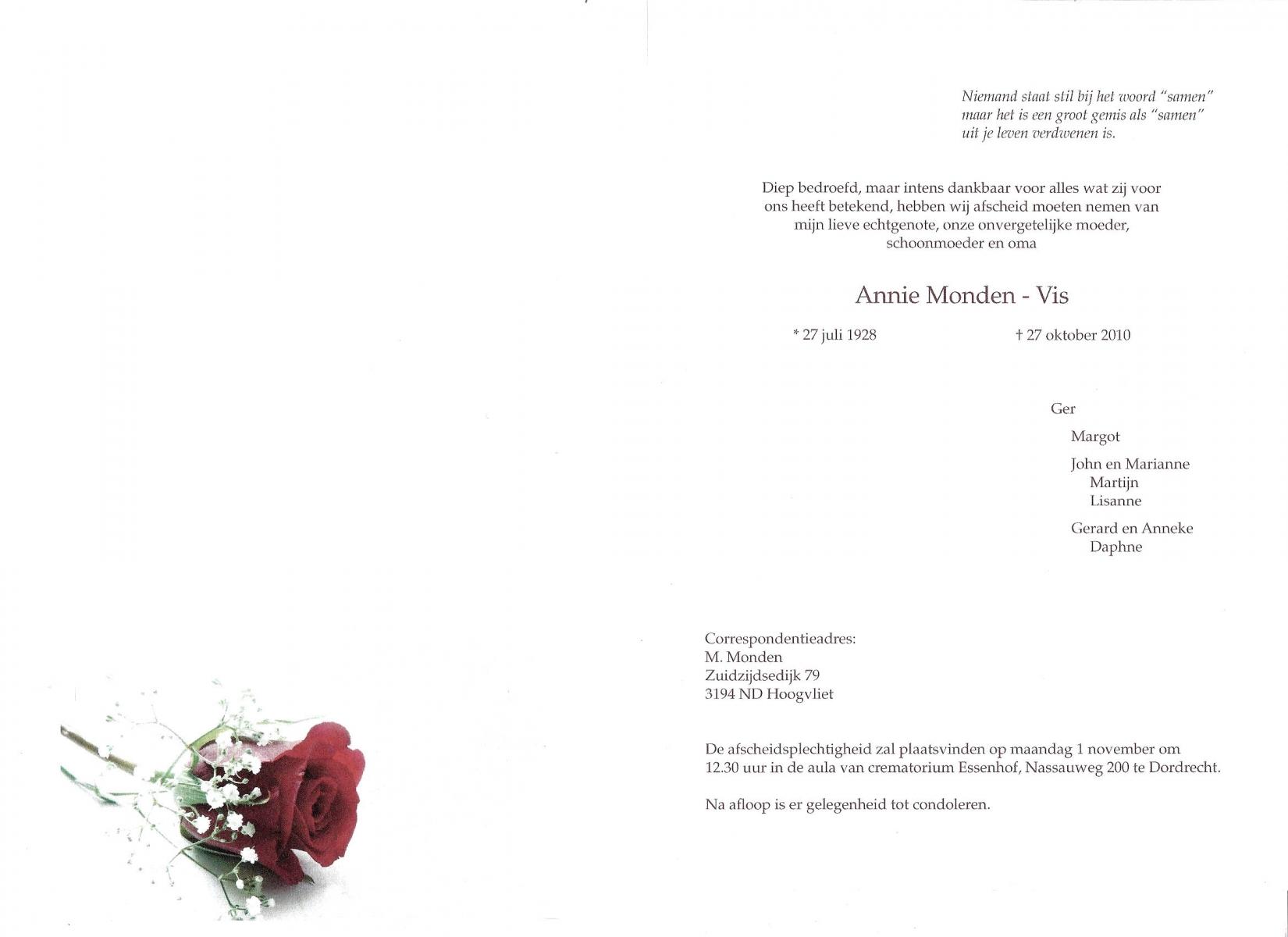 Monden-Vis-Annie-Rouwkaart-27-10-2010