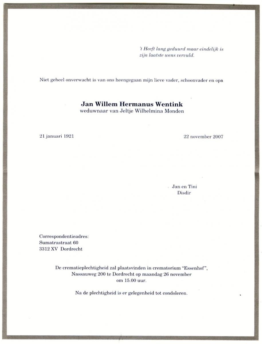 Wentink-Jan-W.H.-Rouwkaart-22-11-2007