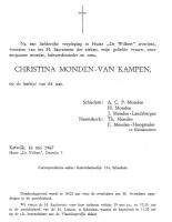 Monden-van-Kampen-Christina-Rouwkaart