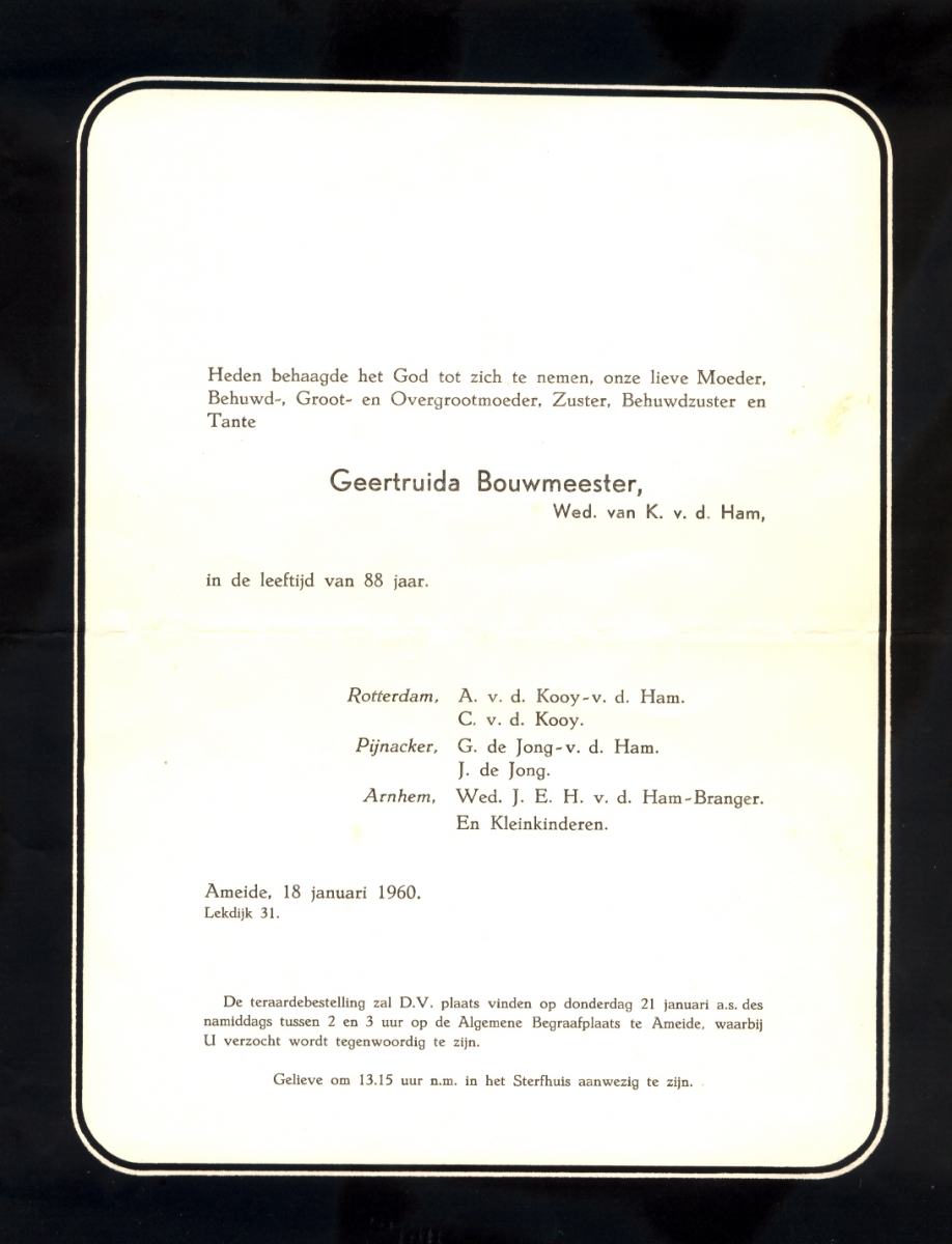 Bouwmeester-Geertrui-Overlijdenskaart-18-01-1960
