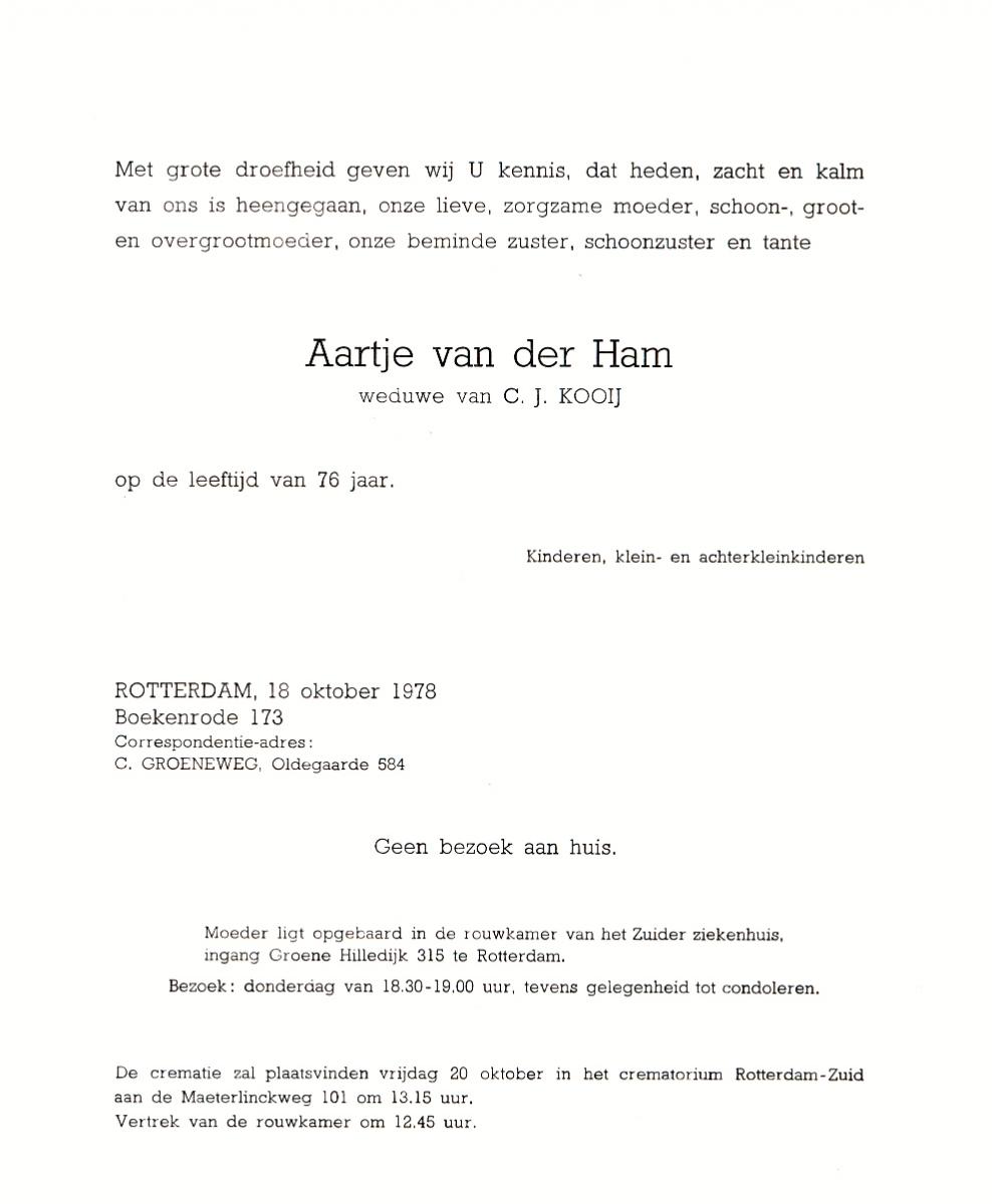 Ham-Aartje-van-der-Overlijdenskaart-18-10-1978