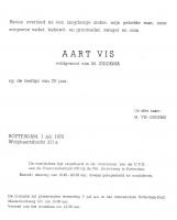 Vis-Aart-Rouwkaart-01-07-1972